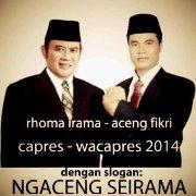 humor :Jika Bang Haji terpilih jadi presiden RI